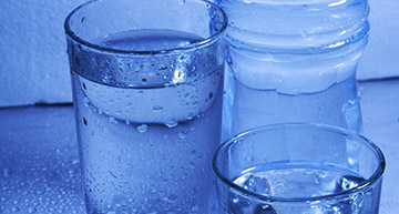 Multiple glasses of water | Whole Home Water Systems